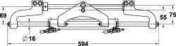 Hydraulisk styring LS2832