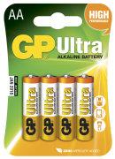 Alkaliska batterier, GP