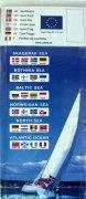 Gästflaggor, regionspack 4 st/förp