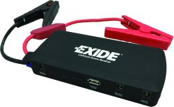 Starthjelp, Exide lithium power booster