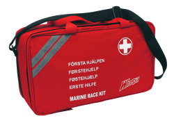 First Aid Kit Racing