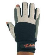 Trefinger-handske