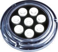 Aquadisc Undervannsbelysning LED