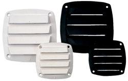 Ventilasjonsrist PVC