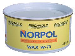 Formvoks, Fast. Norpol W70