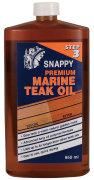 Snappy Marine Teak Oil