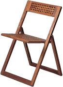 Fällbar stol