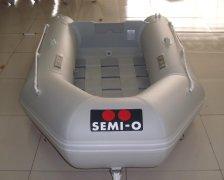 Gummibåd Semi-O 230