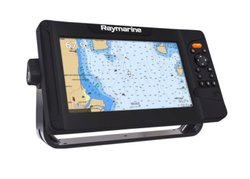 Raymarine Element 9 HV, plotteri