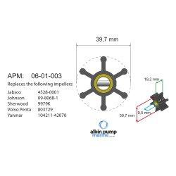 Impeller 06-01-003