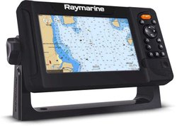 Raymarine karttaplotteri/kaikuluotain, Element 7 Hypervision HV100