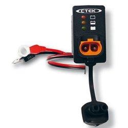CTEK Panelmonterad batterivakt