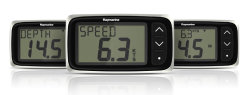 i40 instrument displays fra Raymarine